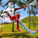 Survival Spider Hero on Island