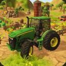 Трактор Симулятор - Ферма 3D