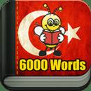 学习土耳其语 6000 单词
