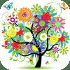 魔法涂色花园-涂鸦绘画减压神器