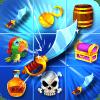 Pirate Treasure * Match 3 Games
