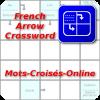 French arrow crossword