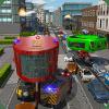 消防救援吉普车:城市救护车司机 3D