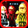 Huzlah LEGO Ninja Legend