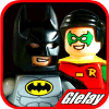 Glelay Lego Super Bat Battle