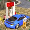 高速公路 汽车 加油站 站: 高速公路 汽车 司机
