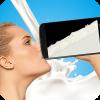 Virtual Drink Milk Simulator