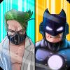 SuperHeroes Vs Villains 4 - 与力量战斗
