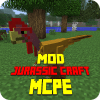 Mod Jurassic Craft for MCPE