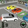 豪华 普拉多 停车处 汽车 主动 模拟器