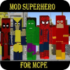 MOD Superhero for MCPE