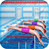 游泳池比赛 女孩的游戏