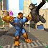 难以置信的怪物与猿攻击城市生存