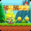 Dragon Sonic : Super Jungle run
