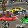 圣诞老人 汽车 驾驶: 停车处 自由 游戏