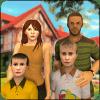 Virtual Mom Simulator: Happy Virtual Family