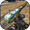 Air Train Shooter Attack 3D Critical FPS Shooting