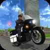 交通警自行车模拟器3D