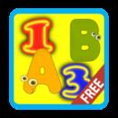 幼儿字母和数字