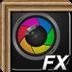 摄像机变焦FX相框