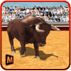 3D 愤怒的公牛的进攻模拟器