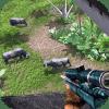 动物 直升机 狩猎 游戏