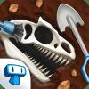 挖恐龙化石