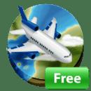 航班状态, 即时机场航班到达和出发信息牌 ✈ Free