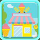 儿童游戏宝宝甜品屋