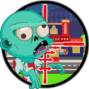 Zombie Stickman Sniper
