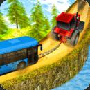 炼式拖拉机拖车