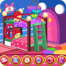 Twin baby room decoration game