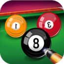 Billiards Pool - 8 Ball Game