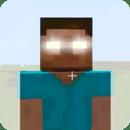 Herobrine mod Minecraft - 找到Herobrine MCPE!