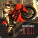 暴力摩托3 Race Stunt Fight 3