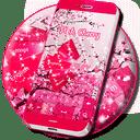 粉红色的樱花GO输入法
