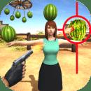 西瓜射手:免费水果射击游戏2018年