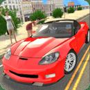 Sport Car Corvette