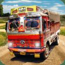 印度人 真实 卡车 驾驶 辛