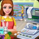 黑色星期五超市:收银员女孩游戏