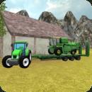 Tractor Simulator 3D: Harvester Transport
