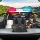 越野警车驾驶 - Offroad Police Car Driving