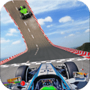 Formula Car Stunt Race