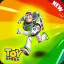 Buzz Subway Lightyear - Running Game