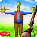 Watermelon Archery Shooting Game : Archery Games