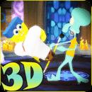 Kungfu Spongebob 2: Kung Fu Fighting Kombat Master