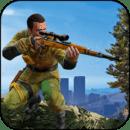 狙击手在丛林中的战争行动
