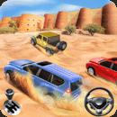 沙漠 吉普车种族