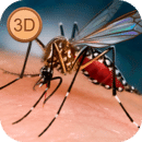 Mosquito House Insect Life Simulator