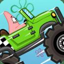 Patrick Racing Car - Spongbob BF's
